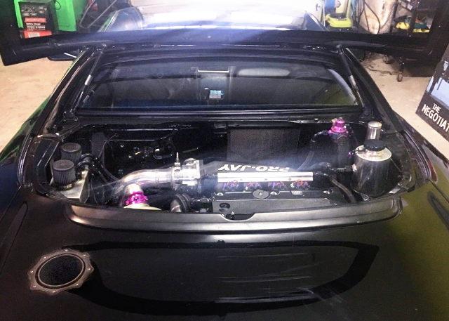 NA1 NSX ENGINE ROOM