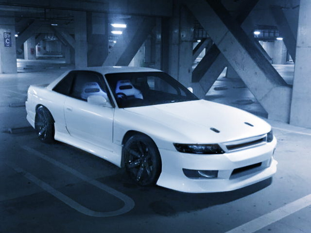 FRONT EXTERIOR S13 ODYVIA