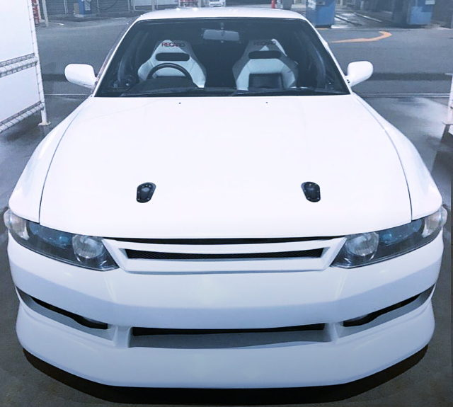 ODYSSEY FRONT END FROM S13 SILVIA