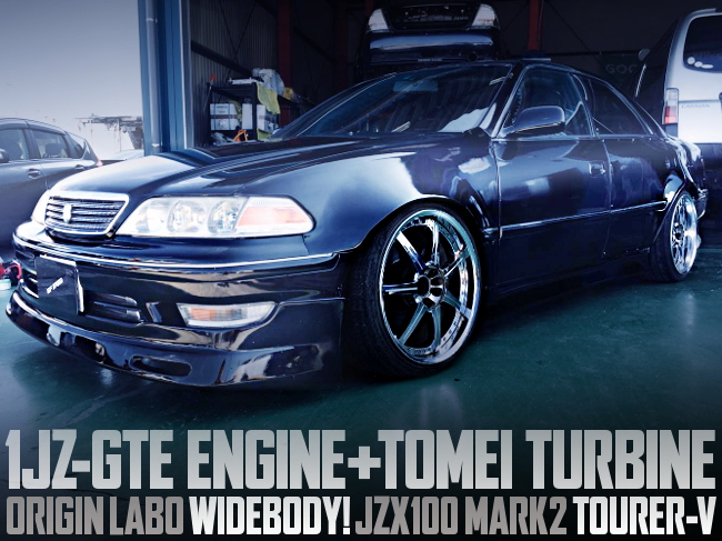 ORIGIN WIDEBODY JZX100 MARK2 TOURER-V