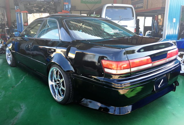 REAR EXTERIOR JZX100 MARK2 WIDEBODY