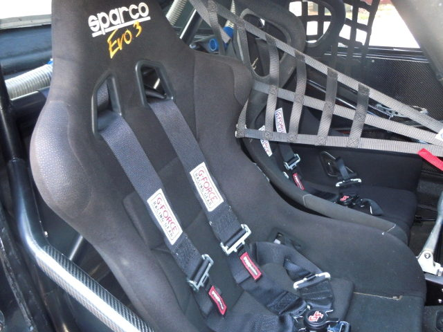 SPARCO RACING BUCKET SEAT