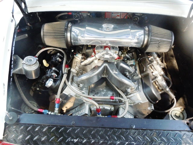 LS3 V8 CARB ENGINE