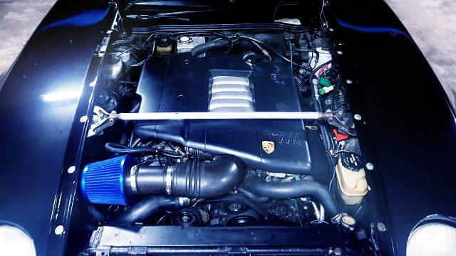 VVTi 1UZFE V8 ENGINE