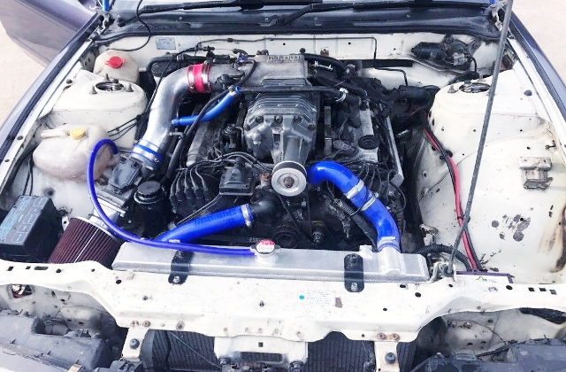 1UZ-FE 4000cc V8 SUPERCHARGER ENGINE