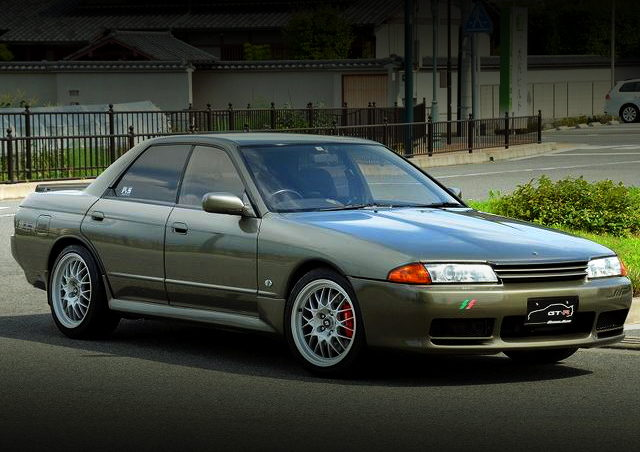 FRONT R32 SKYLINE AUTECH VERSION