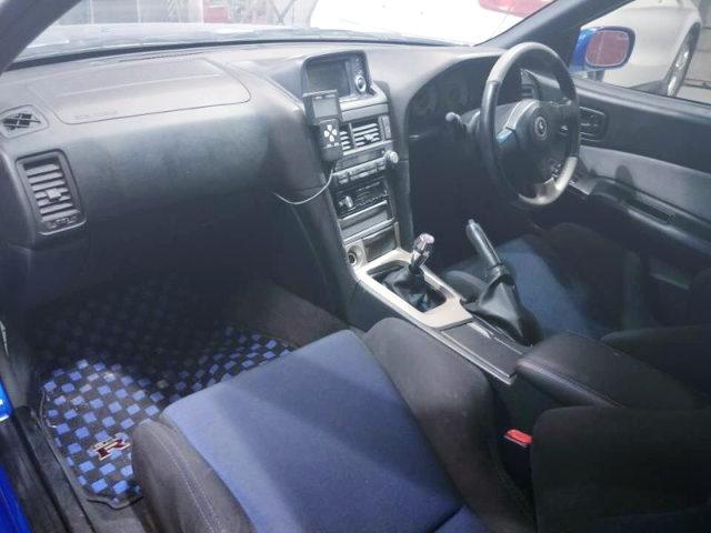 R34 GTR REPLICA INTERIOR