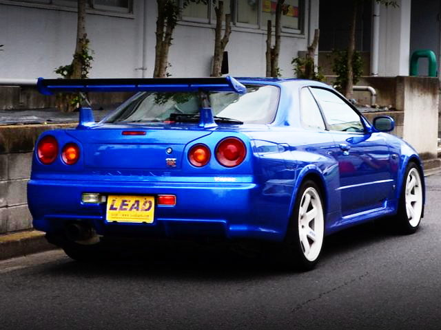 REAR TAIL LIGHT R34 GT-R V-SPEC