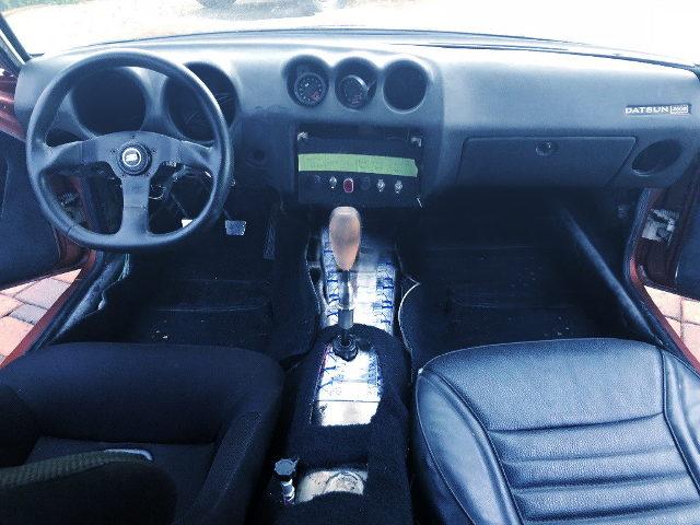 LEFT HAND DRIVE INTERIOR S30Z