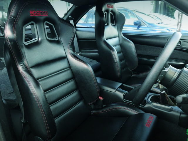 SPARCO BUCKET SEAT