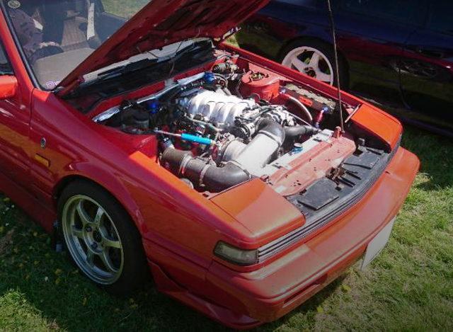 1UZ VVTI V8 ENGINE