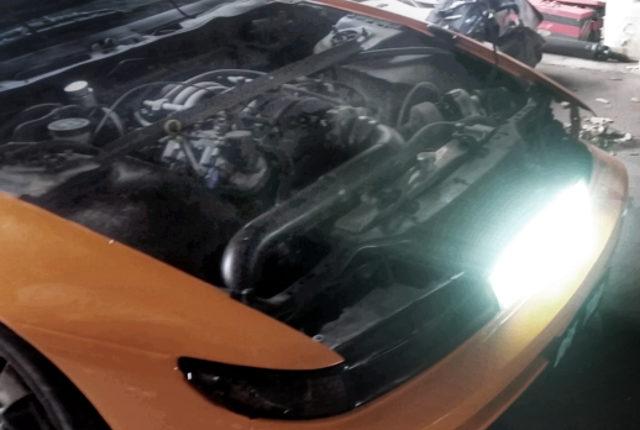 LS1 V8 TURBO ENGINE