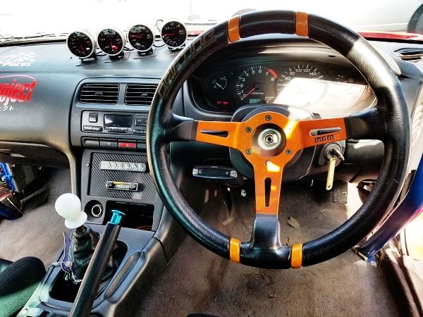 S14 SILVIA DASHBOARD