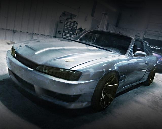 FRONT EXTERIOR S14 KOUKI 240SX