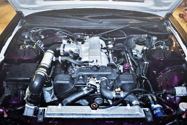 1UZ 4000cc V8 ENGINE