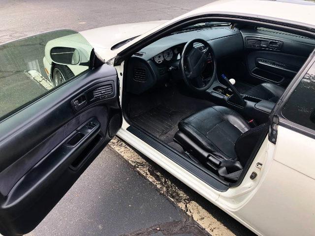 S14 ZENKI 240SX INTERIOR
