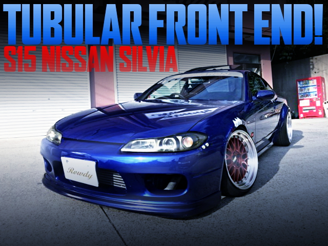 TUBULAR FRONT END S15 SILVIA