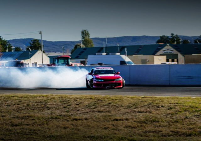 DRIFT V8 ENGINE S15 SILVIA
