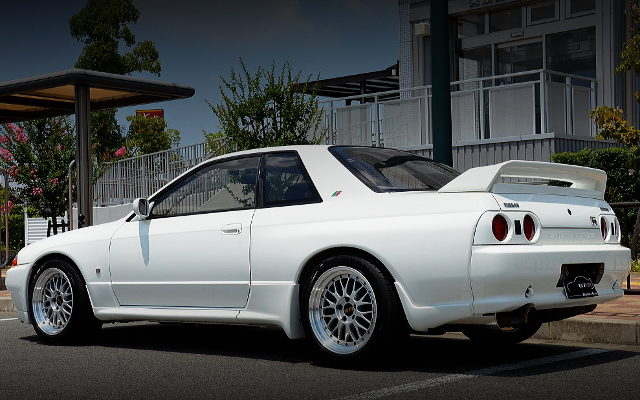 REAR R32 GT-R SS LIMITED VERSION