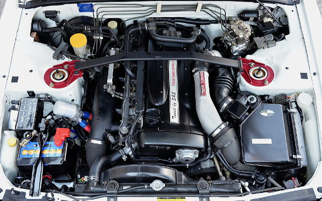 S AND S TUNING RB26