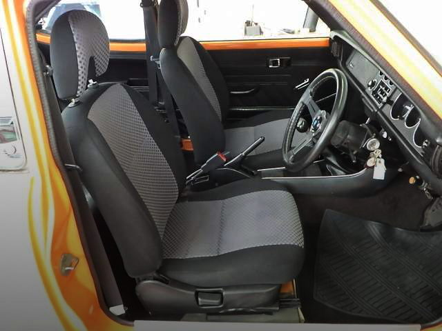 INTERIOR REPAIR SEATS