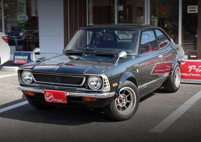 FRONT FACE TE27 COROLLA LEVIN