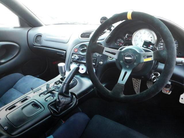 DASHBOARD FD3S RX7