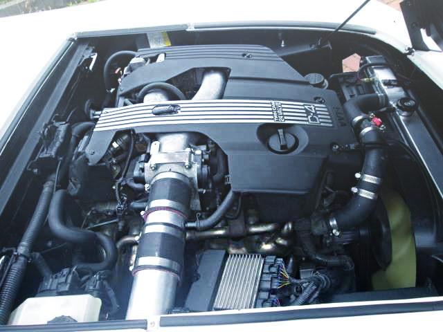 2JZ-GE 3000cc D4 ENGINE
