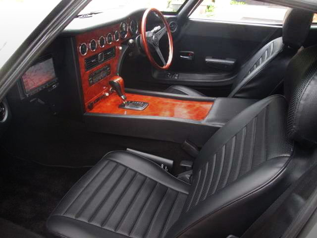TOYOTA 2000GT REPLICA DASHBOARD