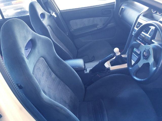 R33 GTR SEAT CONVERSION