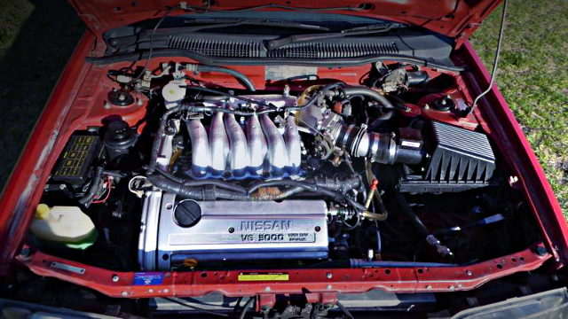 VQ30DE 3000cc V6 ENGINE