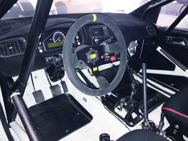 STACK METER AND OMP STEERING