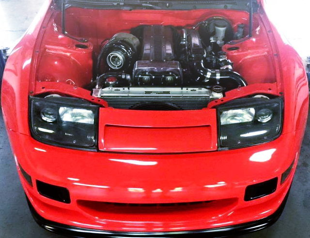 1JZ-GTE 2500cc TURBO ENGINE