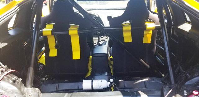 ROLLBAR AND BUCKET SEATS