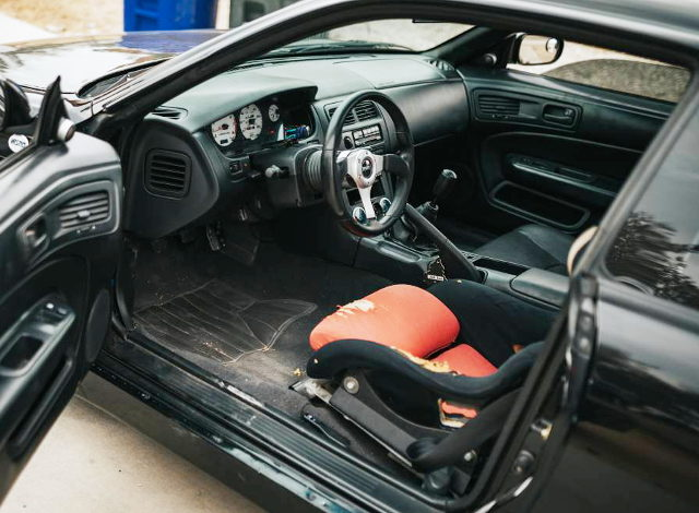 DASHBOARD S14 240SX
