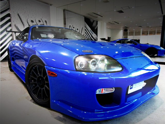 FRONT HAED LIGHT JZA80 SUPRA