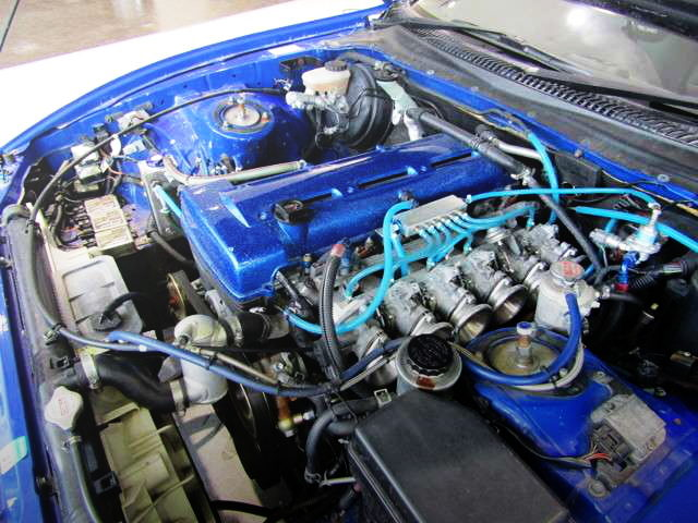 2JZ ENGINE WITH ITBS