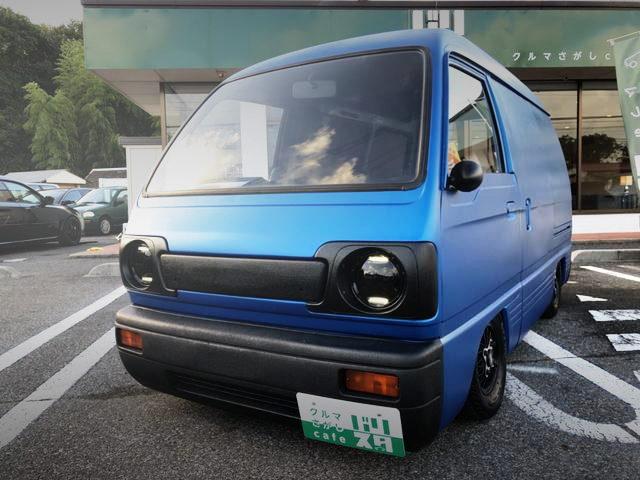 FRONT FACE 2nd Gen SUZUKI EVERY BLUE