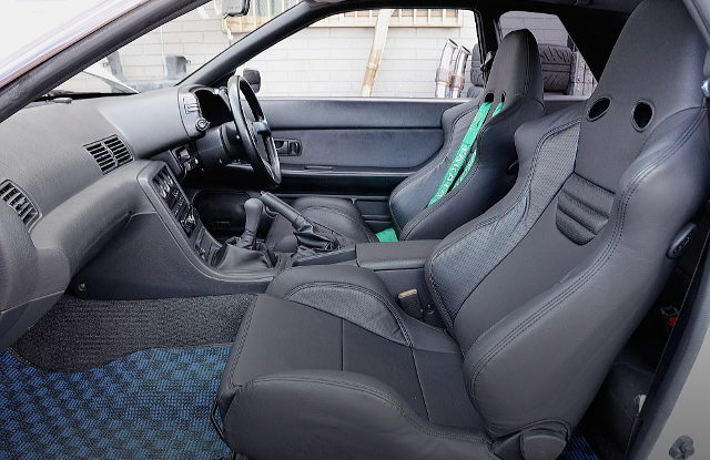 INTERIOR R32 SKYLINE GT-R