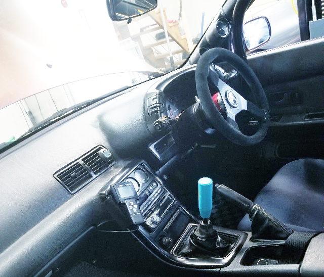 R32 GTR INTERIOR