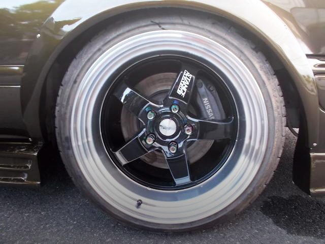 STANCE MAGIC ALUMI WHEEL