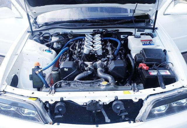 1UZ V8 ENGINE SWAP