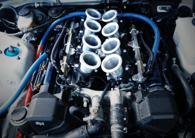 ITBS ON 1UZ ENGINE