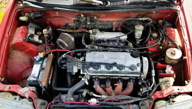 D16Z6 VTEC ENGINE