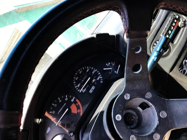 STEERING SPEED CLUSTER