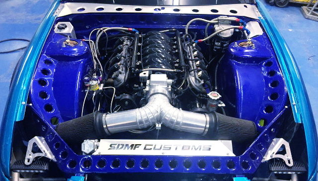 LM7 5300cc V8 ENGINE