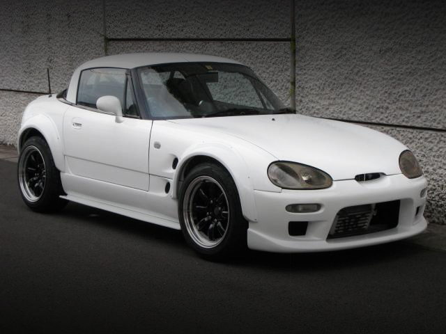 FRONT EXTERIOR WIDEBODY CAPPUCCINO WHITE