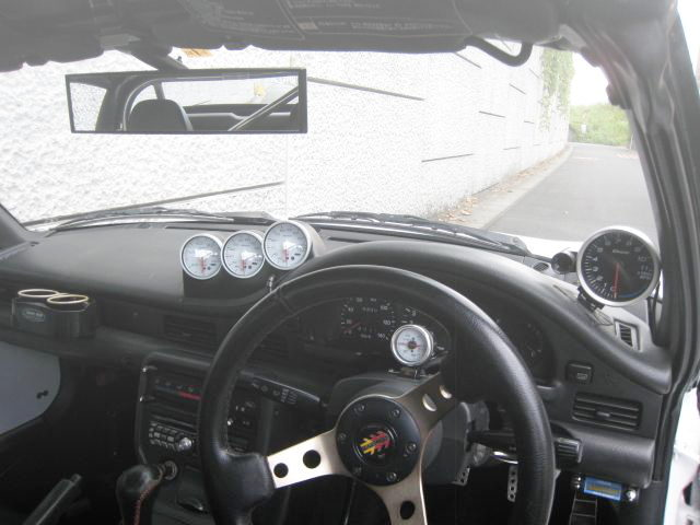 DASHBOARD AND MOMO STEERING