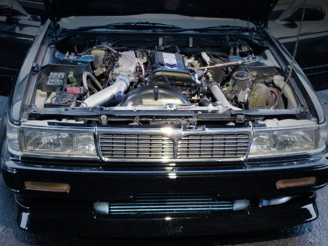 S14 SR20DET TURBO ENGINE SWAP