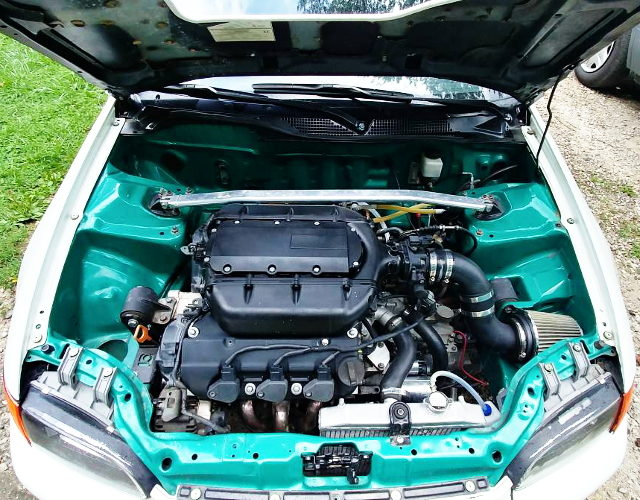 J32A 3200cc V6 VTEC ENGINE